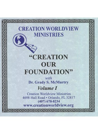 Creation Our Foundation Volume I (CD - Audio Only) - DISCONTINUED. Please, see the individual downloadable titles in the description below