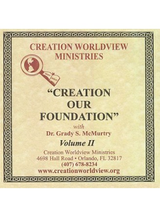 Creation Our Foundation Volume II (CD - Audio Only) - DISCONTINUED. Please, see the individual downloadable titles in the description below