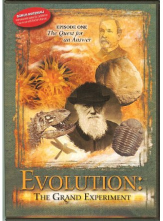 Evolution: The Grand Experiment (DVD)