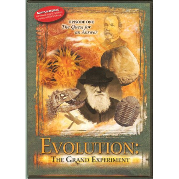 Evolution: The Grand Experiment (DVD)