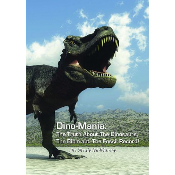 Dino-Mania: The Truth About The Dinosaurs, The Bible and The Fossil Record! (DVD)