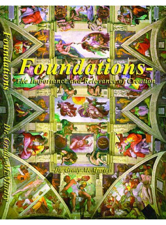 Foundations - The Importance and Relevance of Creation (DVD)