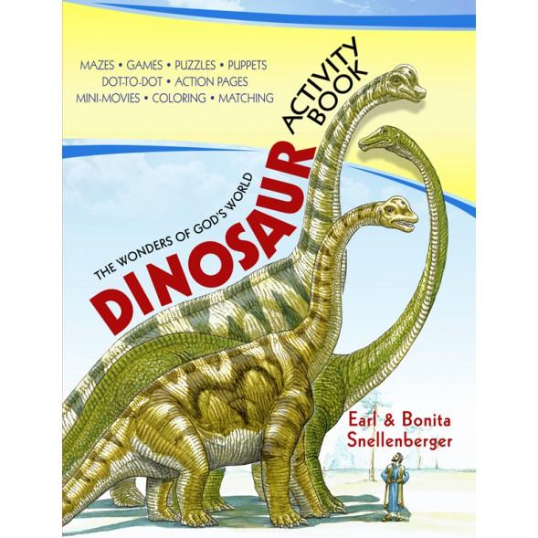 The Dinosaur Activity Book