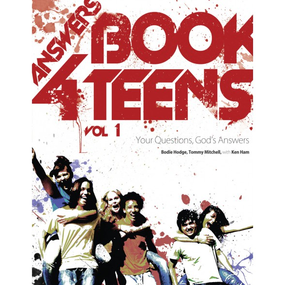 Answers Book for Teens Volume 1 (eBook)