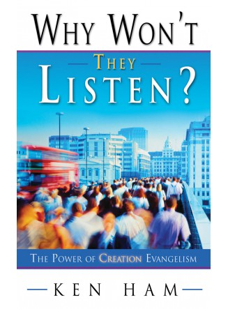 Why Won't They Listen? (eBook)