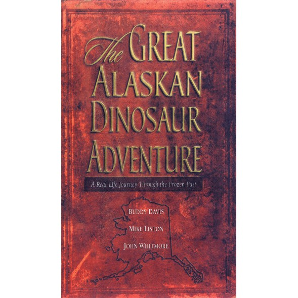 Great Alaskan Dinosaur Adventure (eBook)