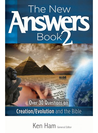 New Answers Book Volume 2 (eBook)