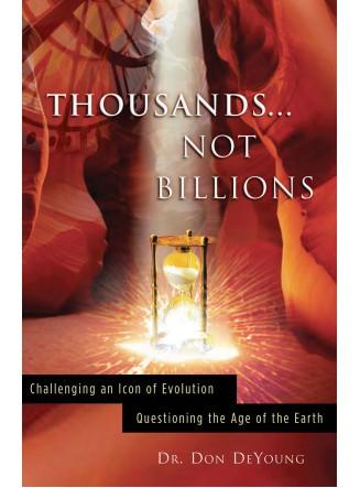 Thousands... Not Billions (eBook)