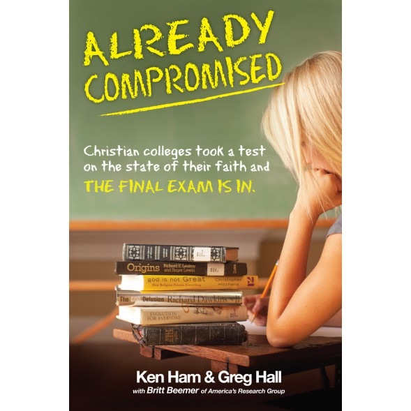 Already Compromised (eBook)