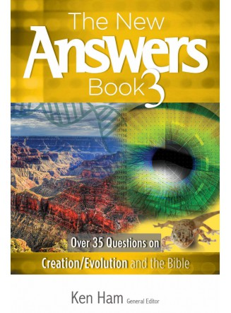 New Answers Book Volume 3 (eBook)