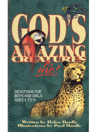 God's Amazing Creatures and Me (eBook)