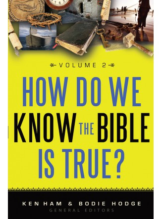 How Do We Know the Bible is True Volume 2 (eBook)