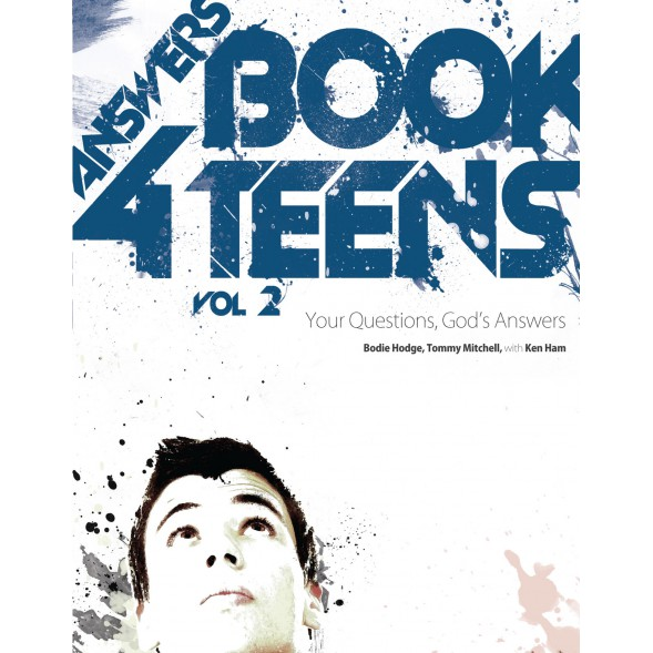 Answers Book For Teens Volume 2 (eBook)