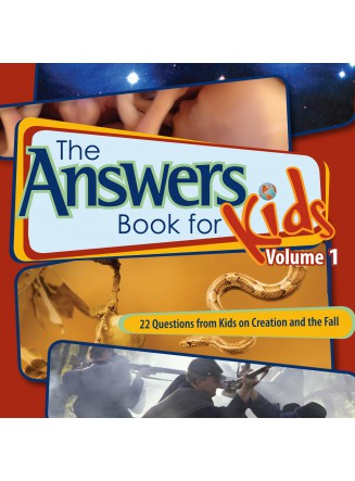 Answers Book for Kids Volume 1 (eBook)