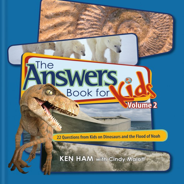 Answers Book for Kids Volume 2 (eBook)