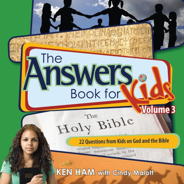 Answers Book for Kids Volume 3 (eBook)