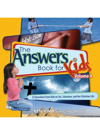 Answers Book for Kids Volume 4 (eBook)