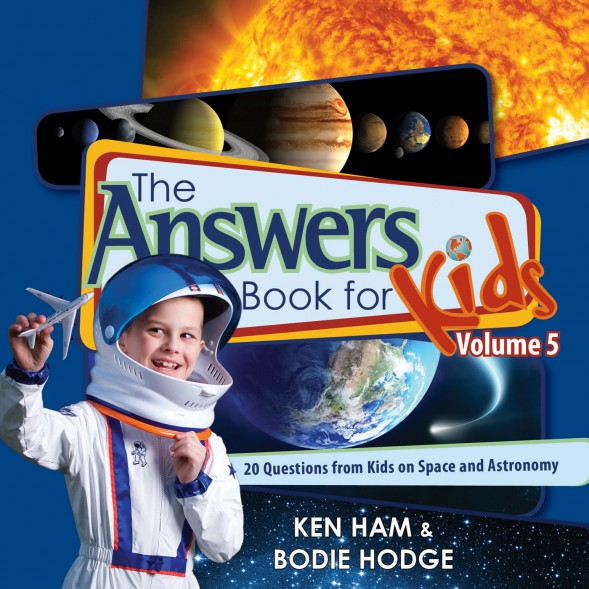 Answers Book for Kids Volume 5 (eBook)