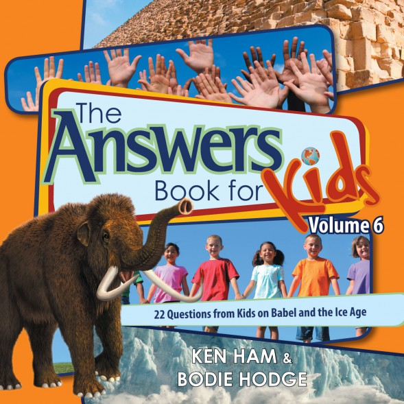 Answers Book for Kids Volume 6 (eBook)