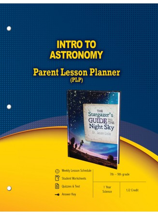 Intro to Astronomy Parent Lesson Plan (eBook)