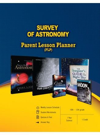 Survey of Astronomy Parent Lesson Plan (eBook)