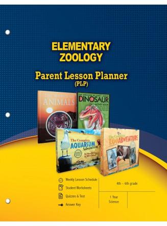 Elementary Zoology Parent Lesson Plan (eBook)