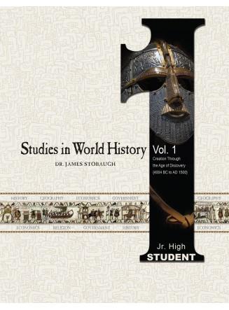 Studies in World History Volume 1 (Student) (eBook)