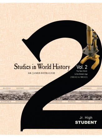 Studies in World History Volume 2 (Student) (eBook)