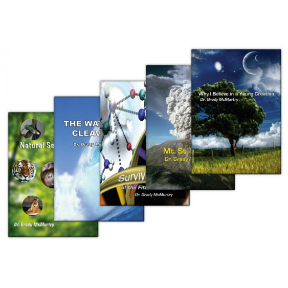 Creation Worldview Ministries 5-DVD Set - VERY SPECIAL PRICING! (DVD)