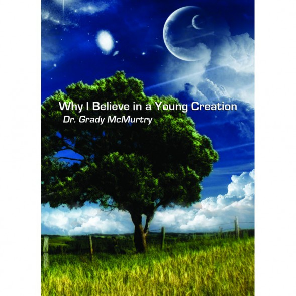 Why I Believe in a Young Creation (DVD)
